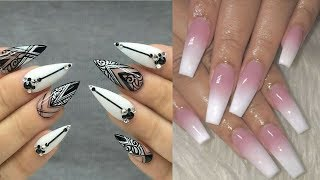 💚 The Best Nail Art Designs & Ideas -  Easy Nail Art Compilation Short Nails 2018