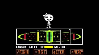 Undertale: Strategy to bęat Undyne the Undying.