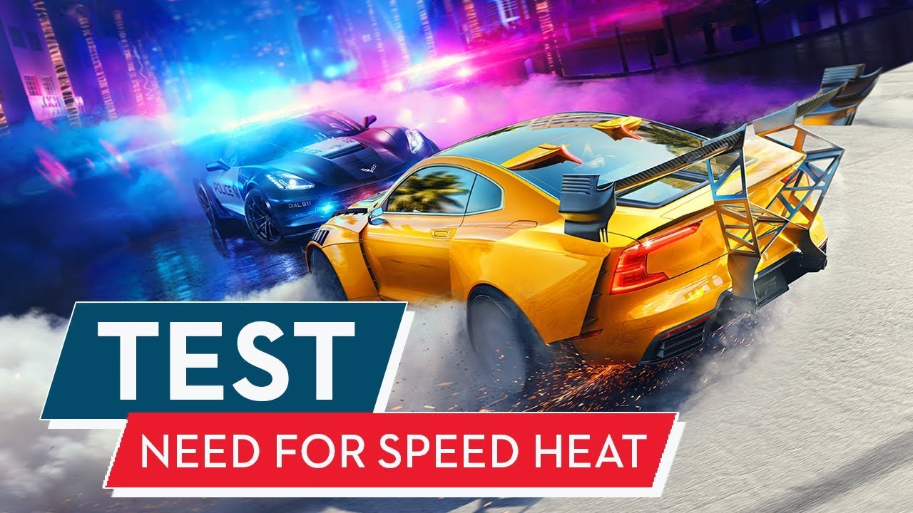 Need for Speed Heat Test / Review: Erneuter Totalschaden? - YouTube