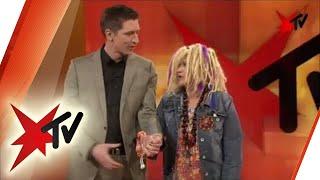 Gaby Köster 2011: Erster Auftritt nach dem Schlaganfall | stern TV