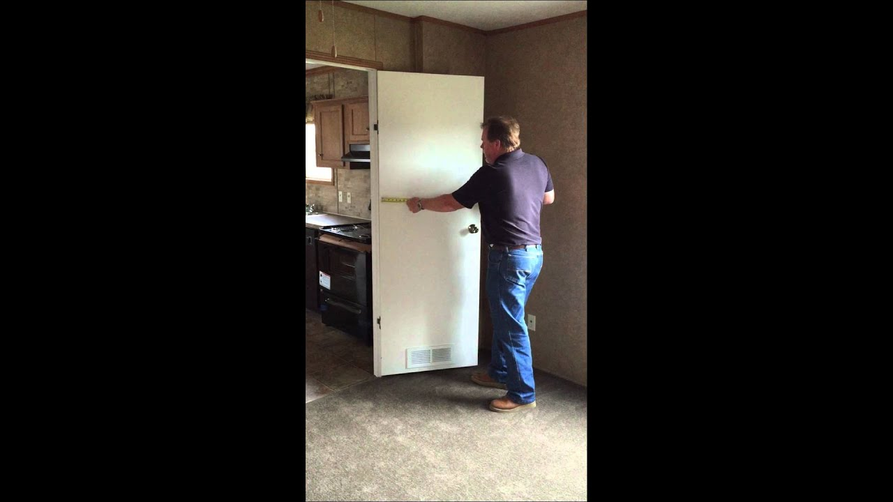 Interior Doors For Mobile Homes: How To Measure Mobile Home Interior Door.