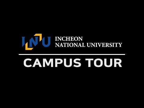 Incheon National University(INU) Campus Tour Video 2017 (Chinese)