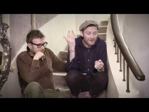 Damon Albarn and Jamie Hewlett - In conversation with GORILLAZ