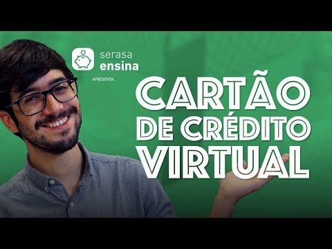 Cartão de Crédito Virtual - O que é e como funciona? - Serasa Ensina