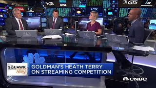 Goldman's Heath Terry on tech, regulation and valuations Video