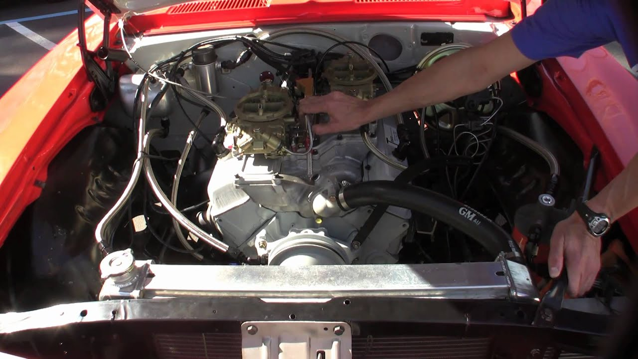 1969 Camaro Z28 302 DZ Crossram Trans Am Race Car  YouTube
