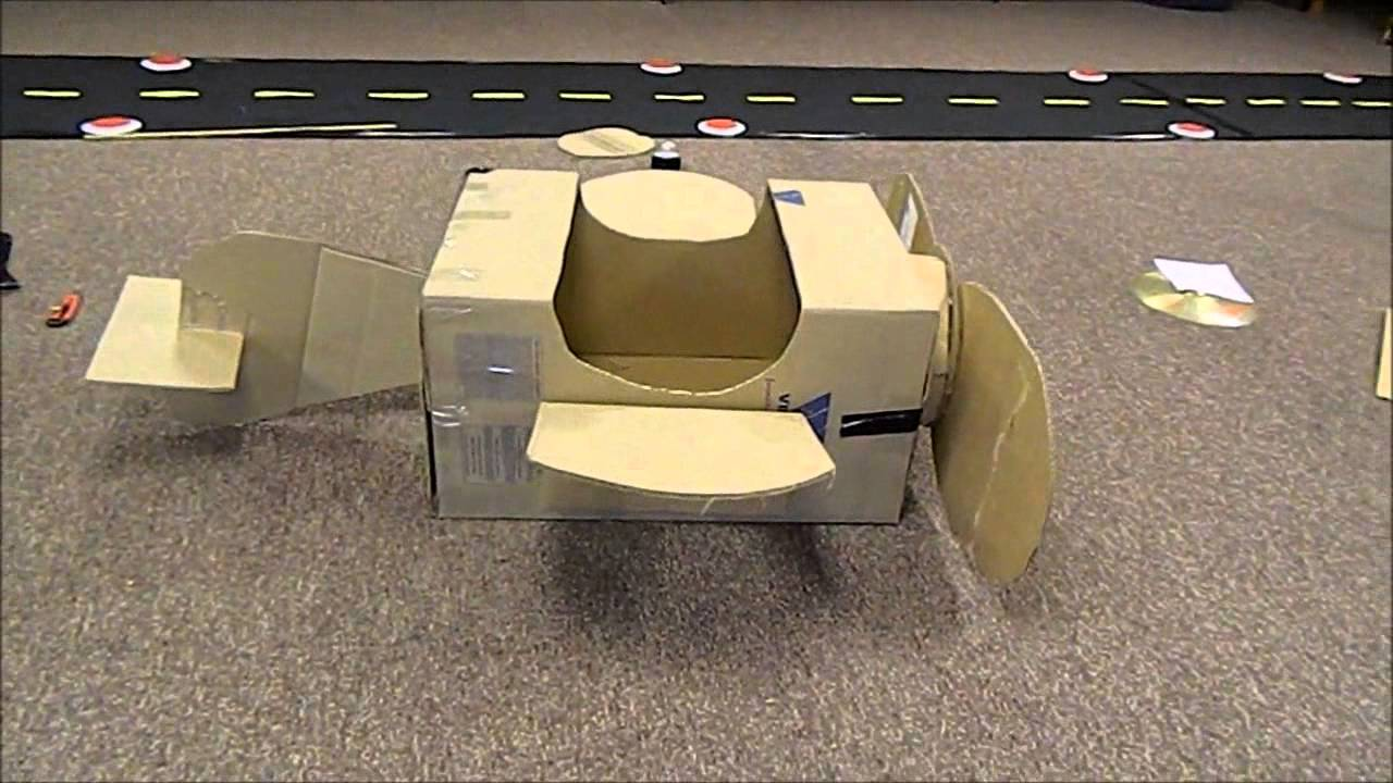 My cardboard box airplane youtube my cardboard box airplane solutioingenieria Images
