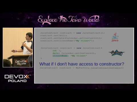 Devoxx Poland 2016 - Yuriy Chulovskyy - Why I use Groovy and why I don't like it
