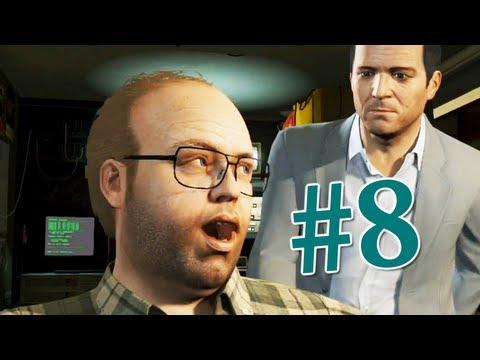 Grand Theft Auto V | Ep.8 | Добавить в Друзья