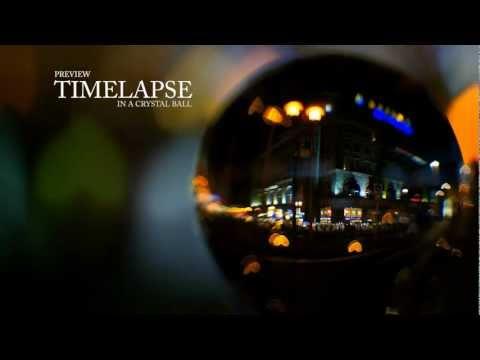 Bokeh Timelapse - Crystal Ball