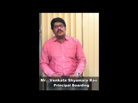Mr Venkata Shyamal Rao - Principal Boarding speaks about the facilities in Vikas Vidyaniketan
