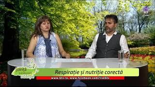 STIINTA, TRANSFORMARE, NUTRITIE 2017 07 17 -Simona Ionita-Respiratie si nutritie-Marius Vornicescu