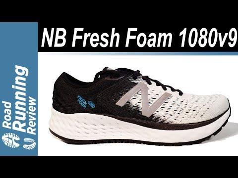 New Balance Fresh Foam 1080v9 Review | Perfecta para la larga distancia