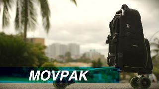 MOVPACK - Tu mochila es tu medio de transporte