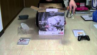 Unboxing of Final Fantasy XIII-2 Lightning Edition Ver.2 PS3