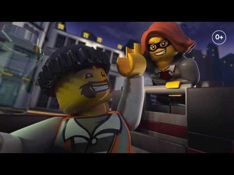 Bienvenidos A Las Fuerzas Lego City Police Mini Película By Lego