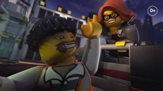 LEGO City Поліція -Втеча Бандитів Частина 1