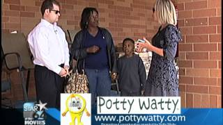 Storm and Amy STAR 64 Talks about Potty Watty #2