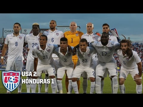 MNT vs. Honduras: Highlights - July 7, 2015
