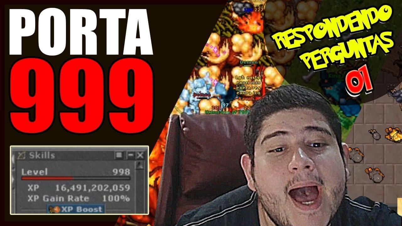 Porta 999 Respondendo Perguntas 01 Youtube