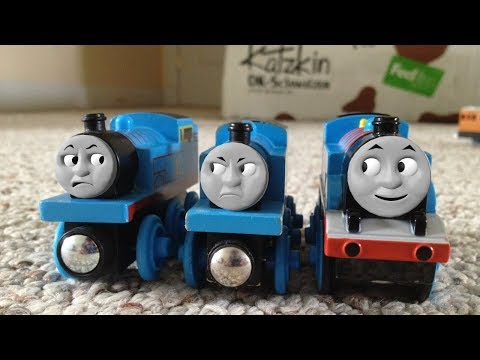 Thomas, Thomas, and Thomas' Great Race