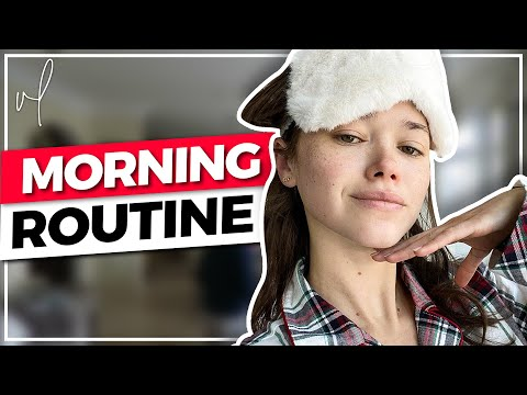 My Realistic Morning Routine Vlog | Mommy, Model, Holistic Nutritionist