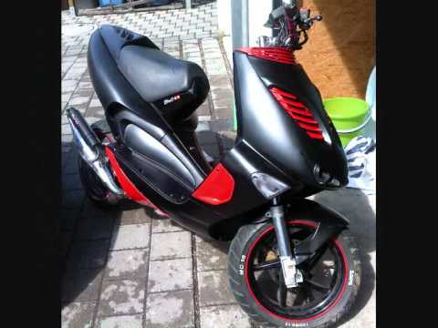 scooter tuning is not a crime aprilia sr 50 bodensee youtube. Black Bedroom Furniture Sets. Home Design Ideas
