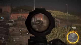 """""""Cleaning Some Compounds"""" Ghost Recon Wildlands Walk-Threw Part: 33"""