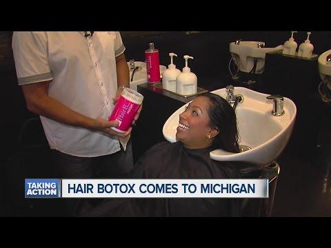 Hair Botox A New Trend In Hair Treatment Youtube