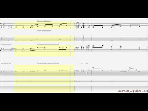 Joe Satriani Tabs - Summer Song