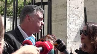 Arben Ristani i pergjigjet thirrjes se Prokurorise ABC News Albania