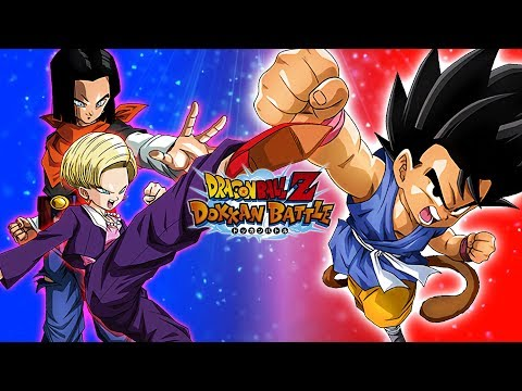 SSR Analysis | NEW STR Android 18 vs NEW AGL Android 17 vs NEW STR GT Goku | DBZ Dokkan Battle