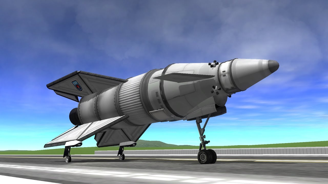KSP Rocket Ship Kalileo 1