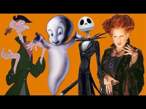 13 Halloween Movies for Children and Families