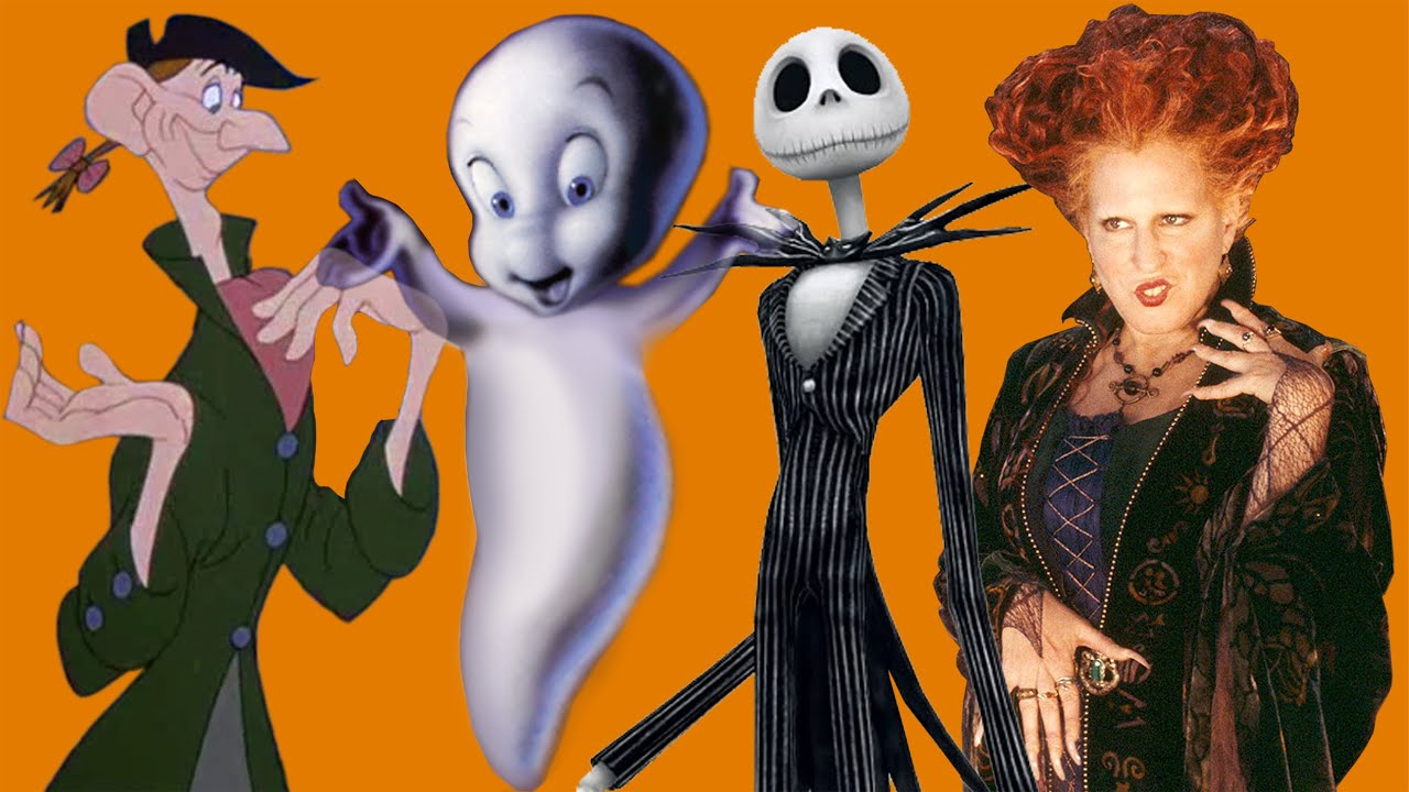 13 Halloween Movies for Children and Families - YouTube