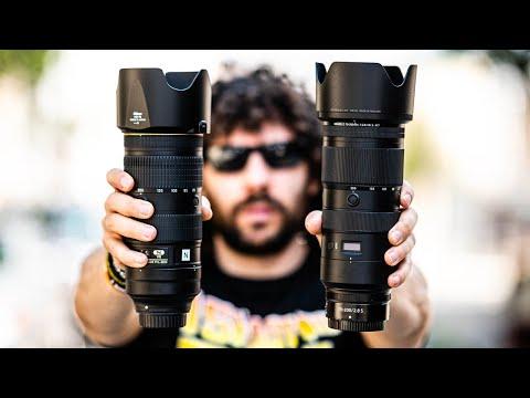 Nikon Z 70-200 2.8 VR S REVIEW   Is it WORTH IT?!