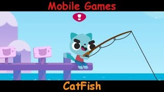 CatFish - Fishing Game - Android and iOS Gameplay Review