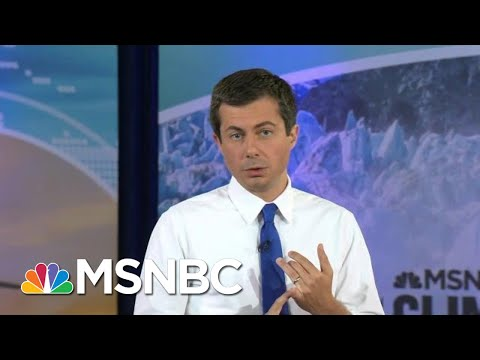 Pete Buttigieg: Fighting Climate Change Could Also Create Traditional, Union Jobs   MSNBC
