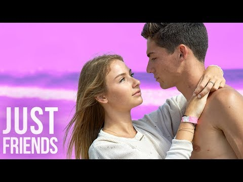 Just Friends - Malibu Surf's Ally Barron Music Video + Malib