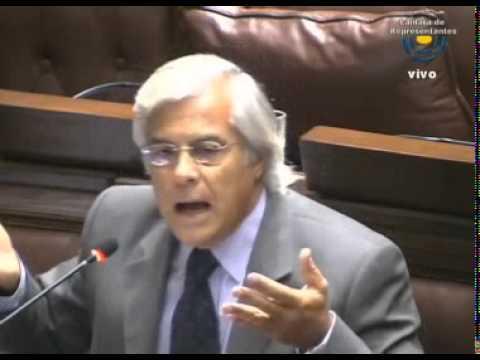 Diputados uruguayos  preocupados por el agua potable