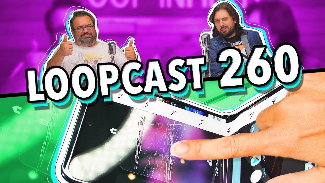 Download A TELA DO GALAXY Z FLIP RISCA COM A UNHA?! Loopcast 260!