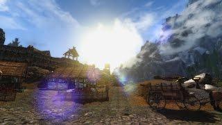 Прохождение Skyrim Association #18. В окрестностях Вайтрана