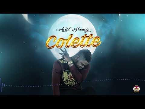 ARIEL SHENEY - COLETTE ( Audio Officiel )