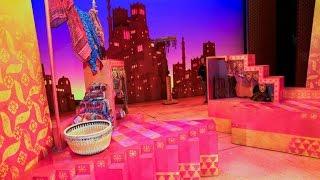 'Aladdin' the Musical: The magic of movement