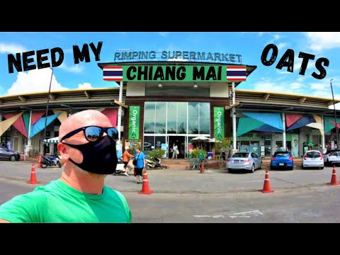Life In The City | Got To Get My Oats in Chiang Mai Thailand