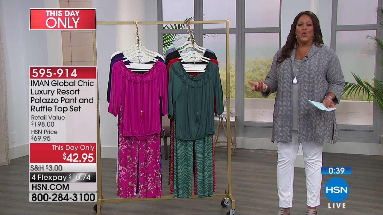 Hsn Fashion Accessories Clearance Frenzy Up To 60 Off 08 01 2018 05 Am Youtube