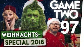 Das große Weihnachtsspezial - der Grinch und das Gaming-Jahr 2018 | Game Two #97