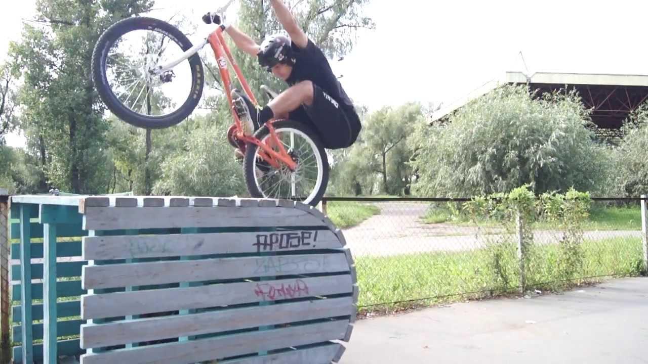 Дневник РАЙДЕРА #4 - Поездка в BMX SHOP