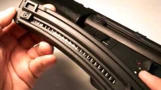 GSG-5 .22 Carbine:  Subgun for the Masses