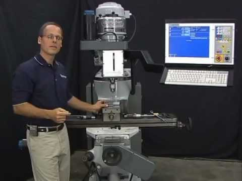 CENTROID CNC Operator Training: Tool Setup with a Knee Mill